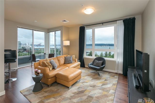 3104 Western Ave #606, Seattle, WA 98121 (#1151824) :: Keller Williams - Shook Home Group