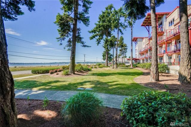 7714 Birch Bay Dr #410, Birch Bay, WA 98230 (#1151902) :: Ben Kinney Real Estate Team