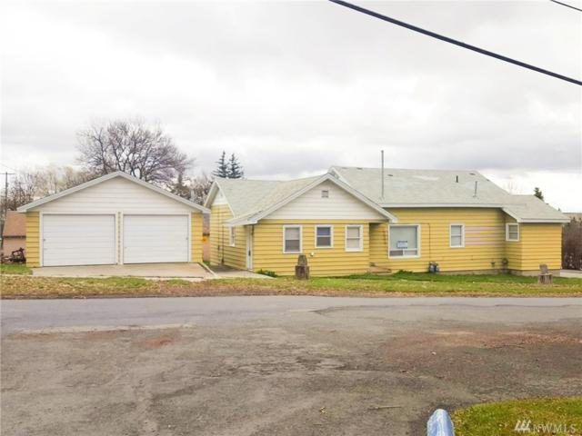309 4th St, Davenport, WA 99122 (#1152389) :: Ben Kinney Real Estate Team