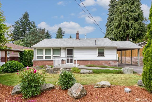 1226 S 130th Place, Burien, WA 98168 (#1152845) :: Ben Kinney Real Estate Team