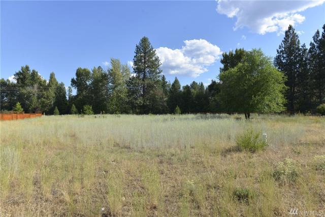0-Lot 18 Greenwood Rd, Winthrop, WA 98862 (#1153344) :: Brandon Nelson Partners