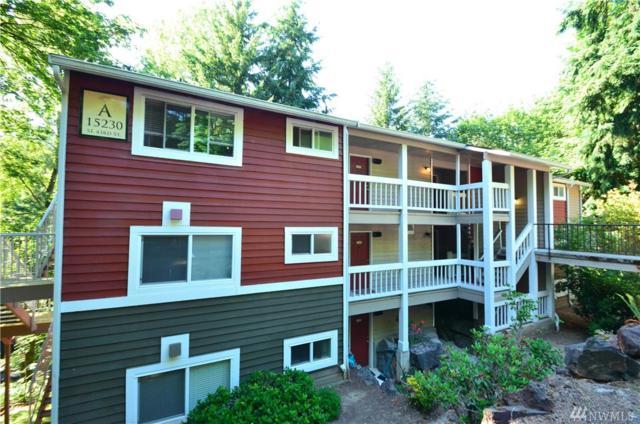 15230 SE 43rd St A-301, Bellevue, WA 98006 (#1153433) :: The Eastside Real Estate Team