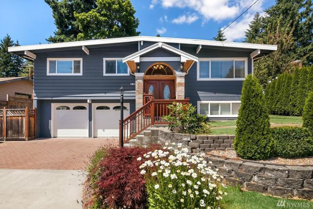 16122 SE 5th St, Bellevue, WA 98008 (#1153583) :: The Eastside Real Estate Team