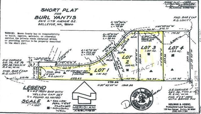 0 Vineyard Dr, Shelton, WA 98584 (#1153949) :: Ben Kinney Real Estate Team