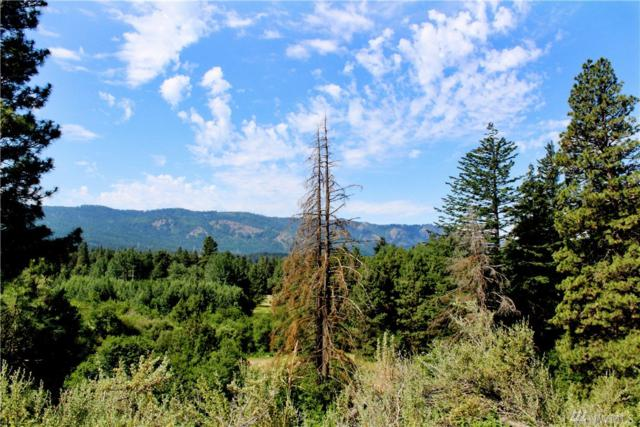 0 Lot B1 Airport Rd, Cle Elum, WA 98922 (#1154034) :: Keller Williams Realty