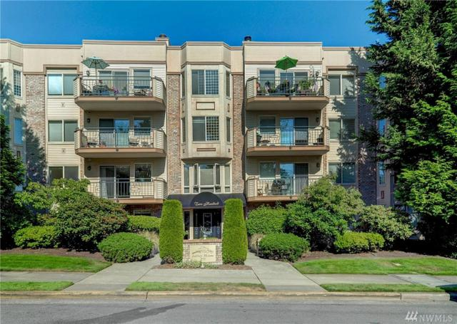 200 99th Ave NE #22, Bellevue, WA 98004 (#1154340) :: Real Estate Solutions Group