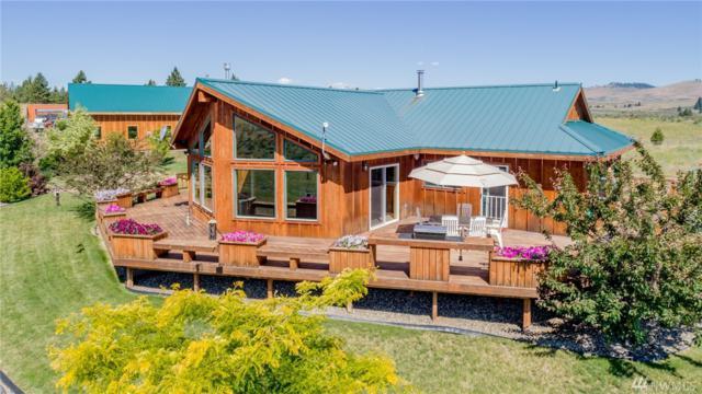 28951 N Wenas Rd, Selah, WA 98926 (#1154478) :: Ben Kinney Real Estate Team