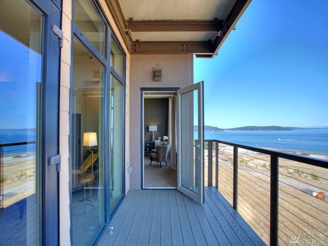 5204 N Bennett St #506, Ruston, WA 98407 (#1156154) :: Commencement Bay Brokers