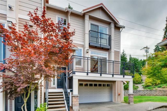 12721 SE 41st Place #109, Bellevue, WA 98006 (#1156390) :: The Eastside Real Estate Team