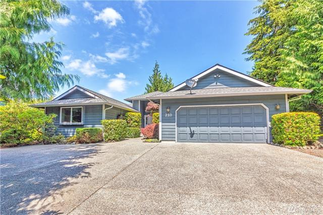 210 Dunsmuir, Port Ludlow, WA 98365 (#1156609) :: Ben Kinney Real Estate Team