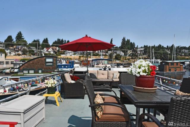 2401-N Northlake Wy F-6, Seattle, WA 98103 (#1157075) :: Ben Kinney Real Estate Team
