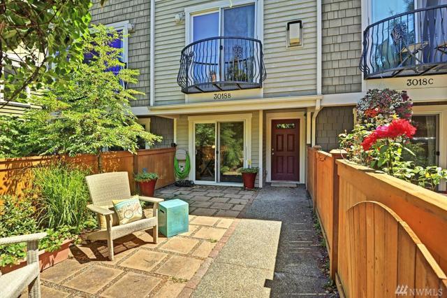 3018 60th Ave SW B, Seattle, WA 98116 (#1158074) :: Ben Kinney Real Estate Team