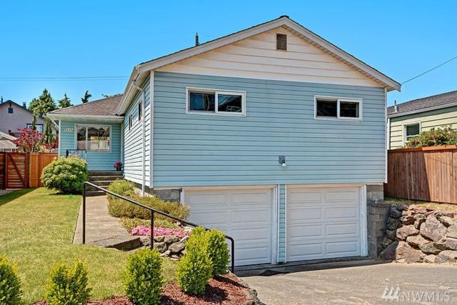 8535 17th Ave NW, Seattle, WA 98117 (#1158819) :: The Key Team