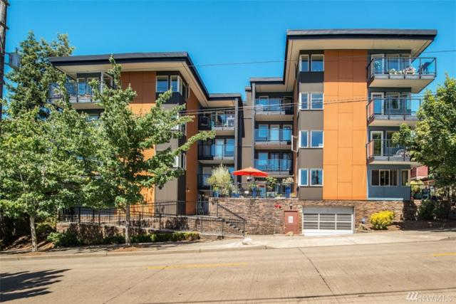 120 NW 39th St #206, Seattle, WA 98107 (#1158879) :: Beach & Blvd Real Estate Group