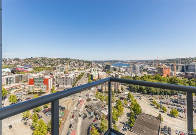 583 Battery St #1902, Seattle, WA 98121 (#1158923) :: Beach & Blvd Real Estate Group