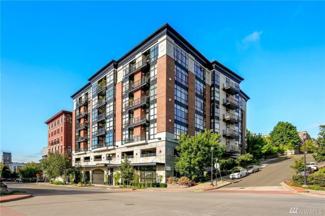 708 Market St #408, Tacoma, WA 98402 (#1159446) :: Ben Kinney Real Estate Team
