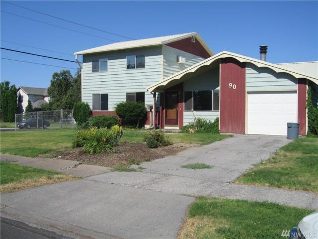90 L St NE, Ephrata, WA 98823 (#1160138) :: Ben Kinney Real Estate Team