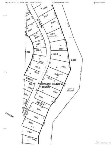 310 Morris Blvd, Steilacoom, WA 98388 (#1160155) :: Ben Kinney Real Estate Team