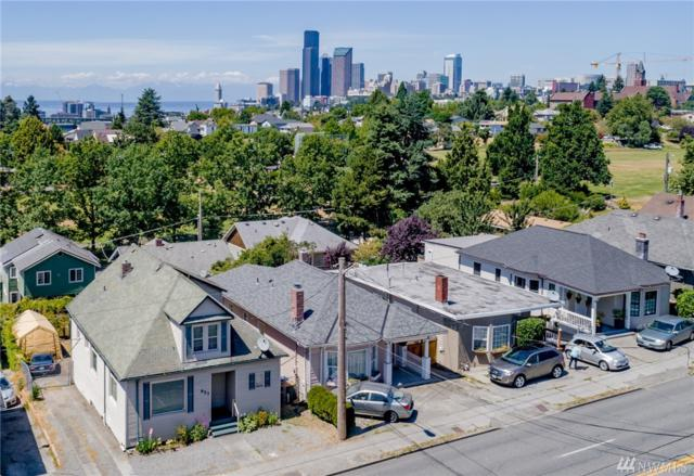 923 23rd Ave S, Seattle, WA 98144 (#1160431) :: Real Estate Solutions Group