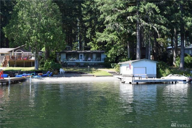 5260 E Mason Lake Dr W, Grapeview, WA 98546 (#1161189) :: Ben Kinney Real Estate Team