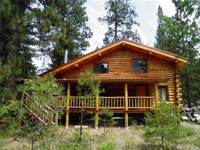 15450 Entiat River Rd, Entiat, WA 98822 (#1161532) :: Ben Kinney Real Estate Team