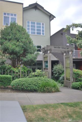 1515 E Yesler Wy #202, Seattle, WA 98122 (#1161866) :: The Key Team