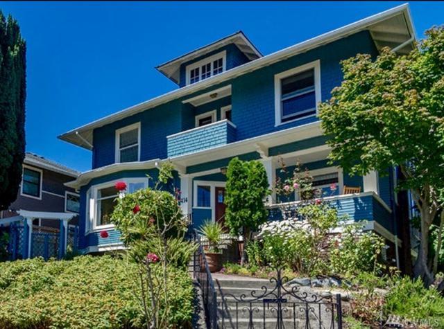 414 W Galer St, Seattle, WA 98119 (#1163201) :: The Vija Group - Keller Williams Realty