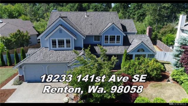 18233 SE 141st Ave SE, Renton, WA 98058 (#1163555) :: Keller Williams Realty Greater Seattle