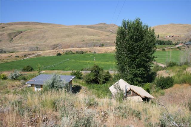 206-B Upper Beaver Creek, Twisp, WA 98856 (#1164261) :: Ben Kinney Real Estate Team