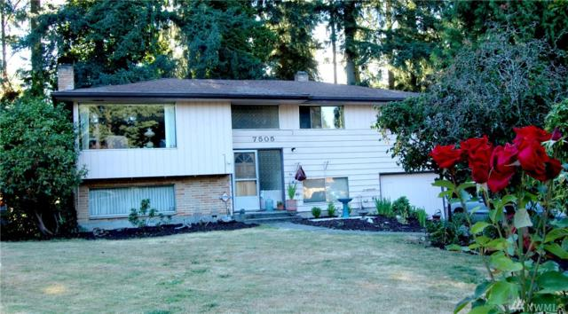 7505 124th Ave NE, Kirkland, WA 98033 (#1164302) :: Real Estate Solutions Group