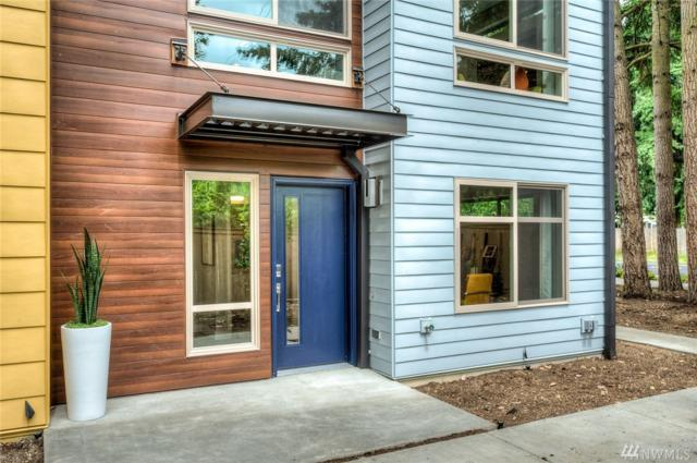 1691 163rd Terr NE E-4, Bellevue, WA 98008 (#1164585) :: The Eastside Real Estate Team