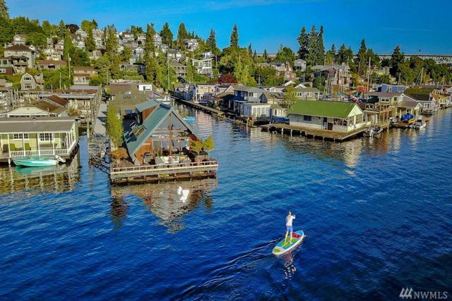 2822 Boyer Ave E #11, Seattle, WA 98102 (#1164929) :: Ben Kinney Real Estate Team