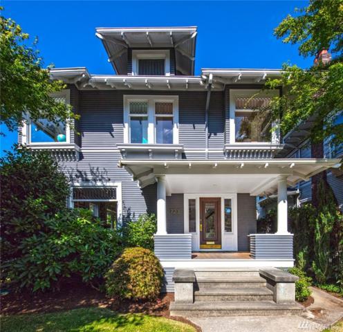 723 20th Ave E, Seattle, WA 98112 (#1165475) :: Beach & Blvd Real Estate Group