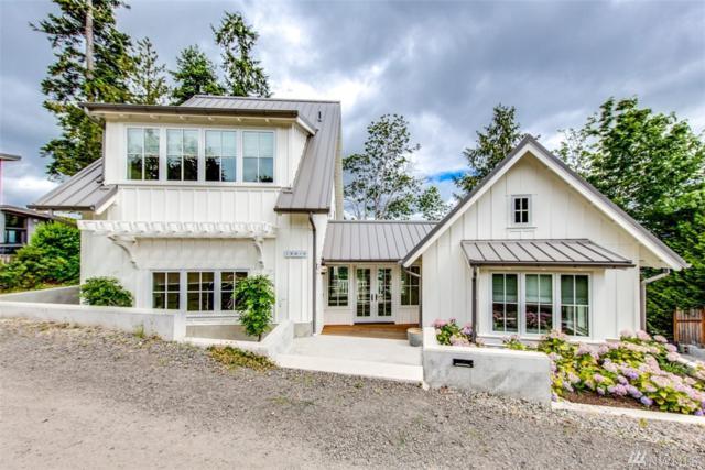 10016 NE Ewing St, Bainbridge Island, WA 98110 (#1165736) :: Ben Kinney Real Estate Team