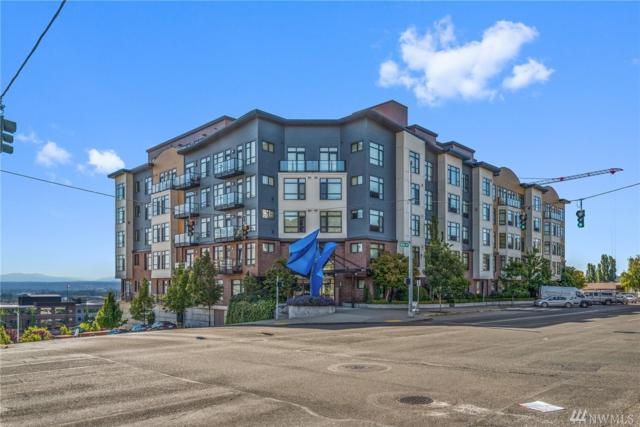1501 Tacoma Ave S #601, Tacoma, WA 98402 (#1165770) :: Ben Kinney Real Estate Team