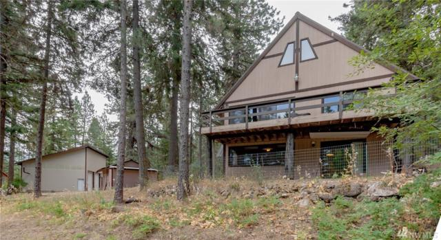 1291 Sky Meadows Dr, Cle Elum, WA 98922 (#1166177) :: Homes on the Sound