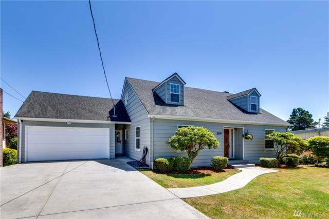 304 N 9th Ave N, Kelso, WA 98626 (#1166181) :: Ben Kinney Real Estate Team