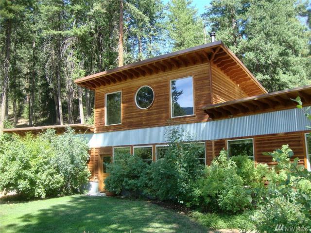 1094 Twisp River Rd, Twisp, WA 98856 (#1166315) :: Ben Kinney Real Estate Team