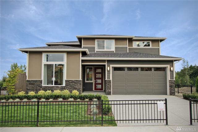 13509 NE 129th St Lot05, Kirkland, WA 98034 (#1166377) :: Keller Williams Realty Greater Seattle