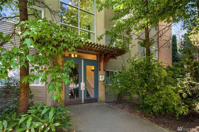 2111 E John St #104, Seattle, WA 98112 (#1166513) :: Beach & Blvd Real Estate Group