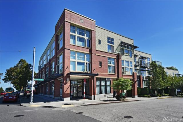 4422 Bagley Ave N #310, Seattle, WA 98103 (#1166518) :: Keller Williams Realty Greater Seattle