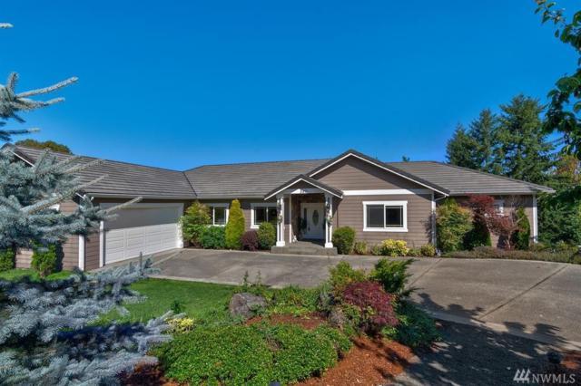 360 Fox Hollow Rd, Sequim, WA 98382 (#1166985) :: Kimberly Gartland Group