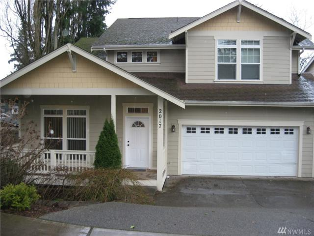 2017 NE 27th St, Renton, WA 98056 (#1167046) :: Mosaic Home Group