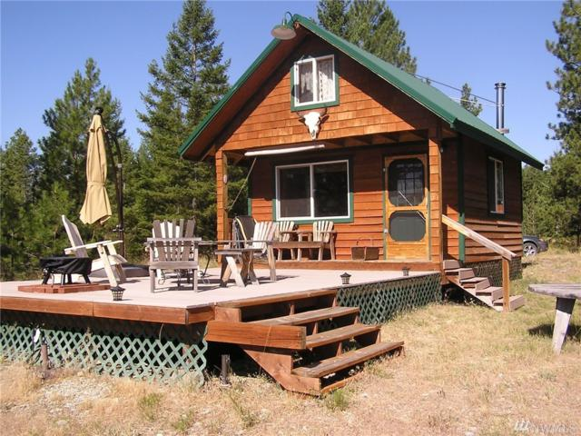 44 Wedge Rd, Wauconda, WA 98859 (#1167537) :: Ben Kinney Real Estate Team