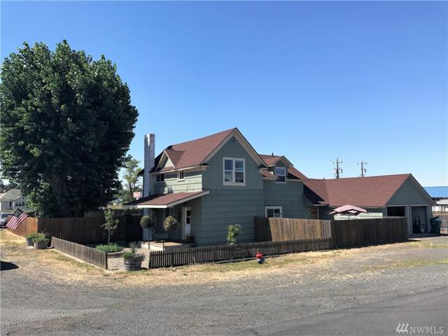 16 NW Raymond, Wilbur, WA 99185 (#1169115) :: Ben Kinney Real Estate Team