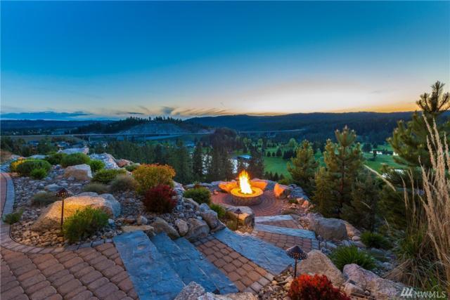 13801 N Copper Canyon Lane, Spokane, WA 99208 (#1169823) :: Homes on the Sound