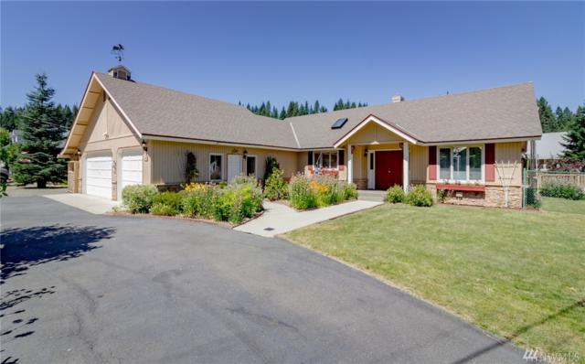 321 Pebble Beach Dr, Cle Elum, WA 98922 (#1171689) :: Ben Kinney Real Estate Team