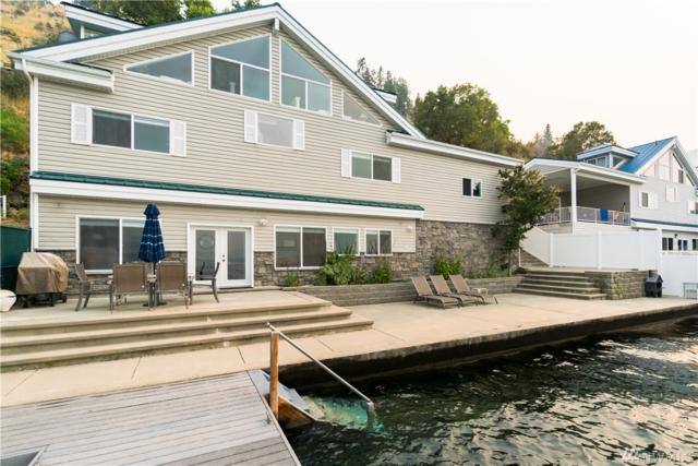 2720 Lakeshore Rd, Chelan, WA 98816 (#1172160) :: Ben Kinney Real Estate Team