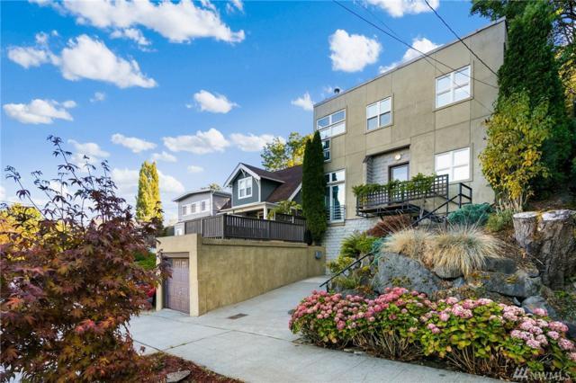 206 32nd Ave E, Seattle, WA 98112 (#1172659) :: Ben Kinney Real Estate Team