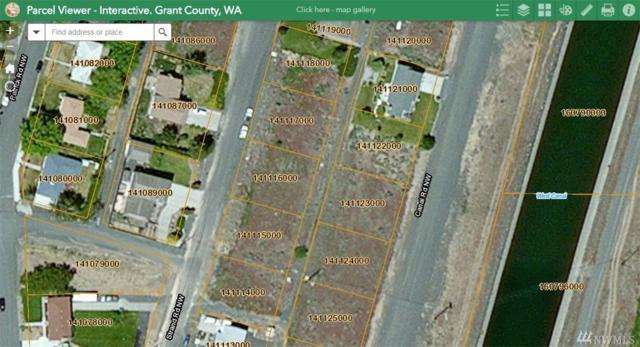 5 N Strand, Ephrata, WA 98823 (#1172989) :: Homes on the Sound